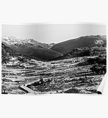 Perisher Valley Poster