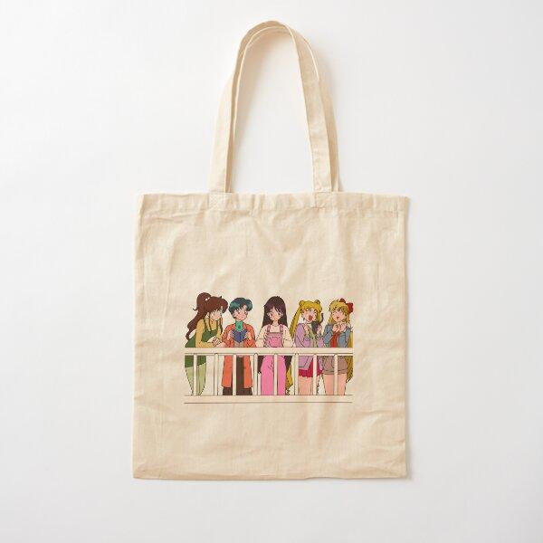 Esthétique Sailor Moon 90s Tote bag classique