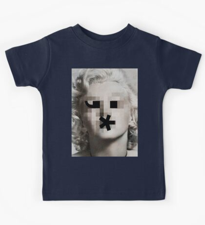 The Bombshell Emoticon Kids Clothes