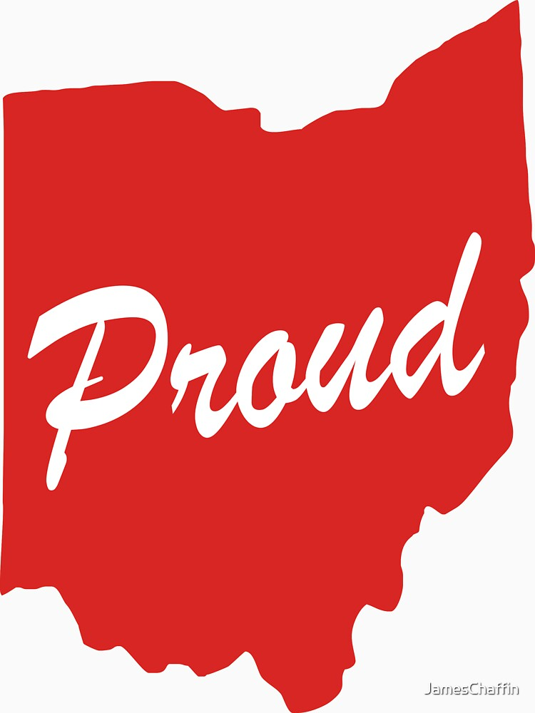Ohio Proud Logo by JamesChaffin