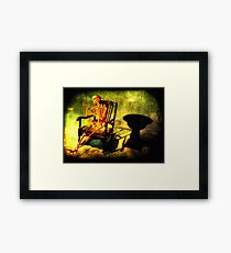 A Key Without a Lock...is But a Trinket Framed Print