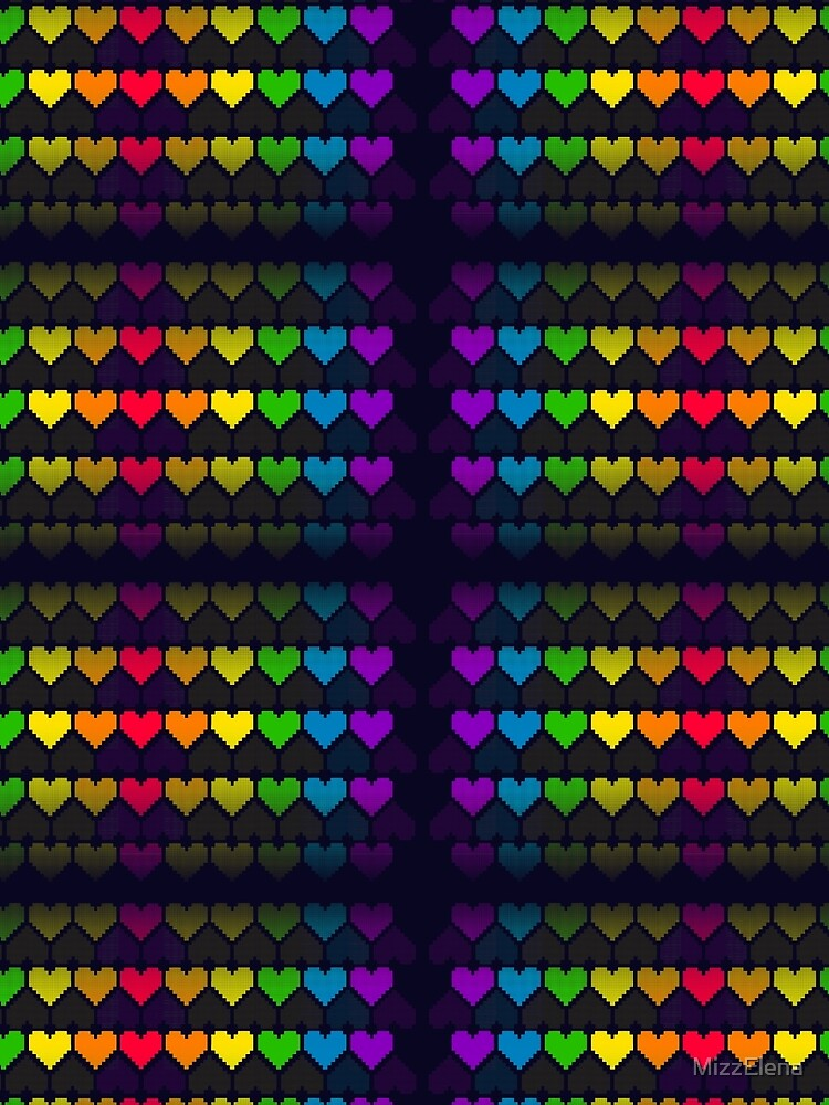 El arco iris vive de MizzElena
