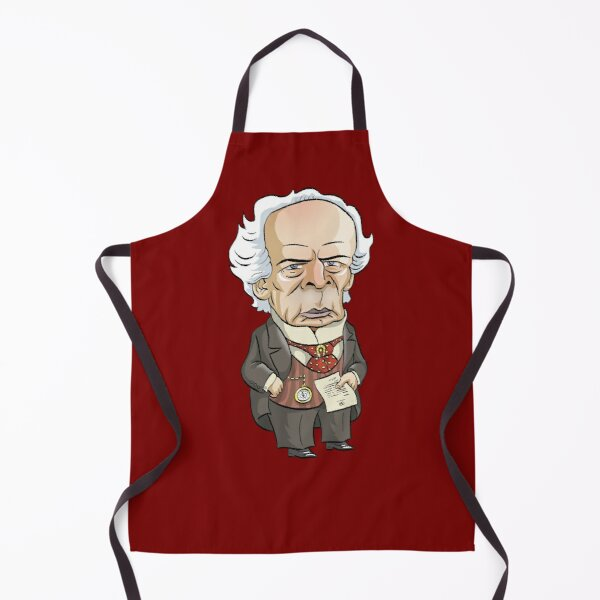 Sir Wilfrid Laurier, Prime Minister of Canada Apron