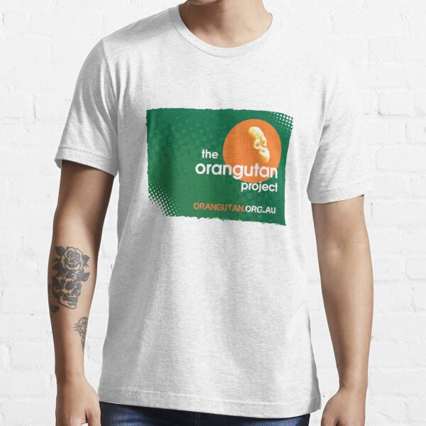 The Orangutan Project Essential T-Shirt