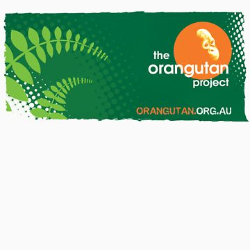 The Orangutan Project logo by Orangutan