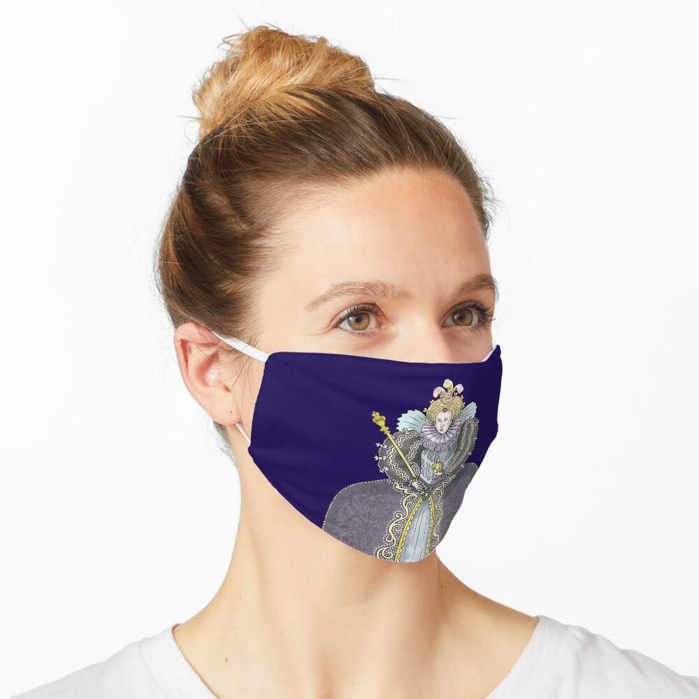 Queen Elizabeth I Mask