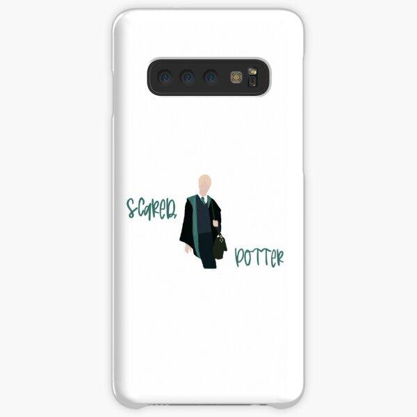 Scared Boy Samsung Galaxy Snap Case