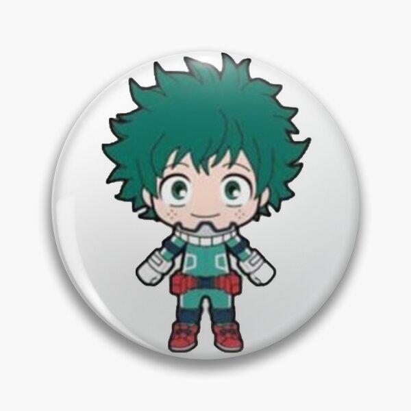Baku no hero Deku Art Cutie Pin