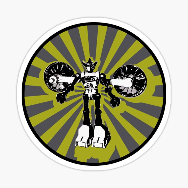 Microbot - Yellow Sticker