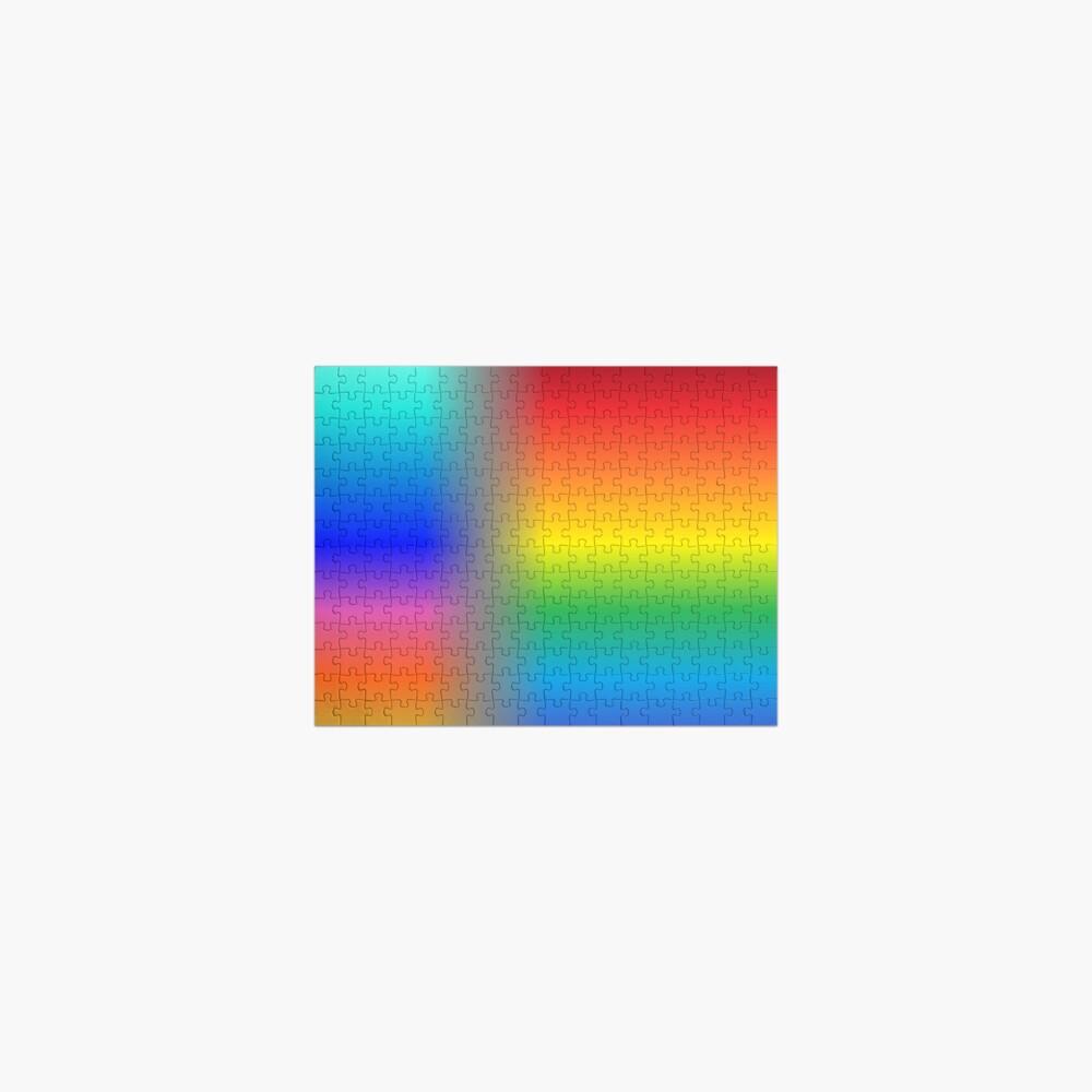 Colors, Cobalt blue Jigsaw Puzzle