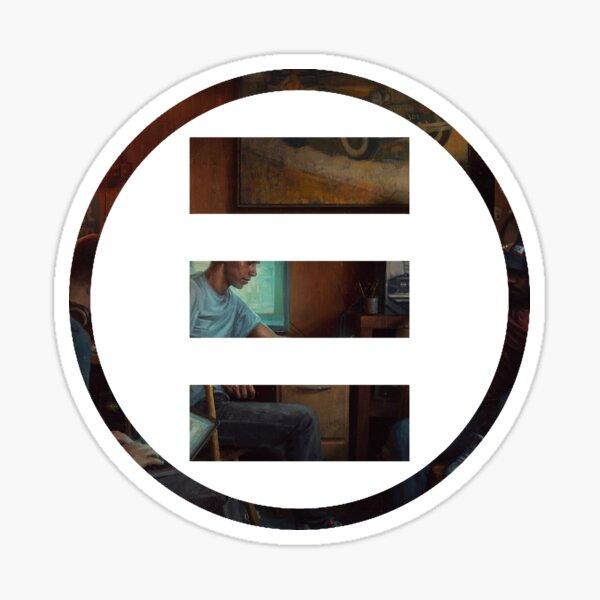 Under Pressure - Everybody Logo Sticker