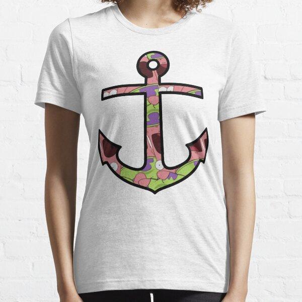 Patrick Star Anchor Essential T-Shirt
