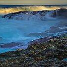 Nambucca Heads Swirling Waters by bazcelt
