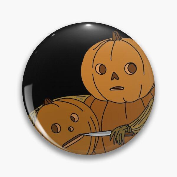 Pumpkin Heads  Pin