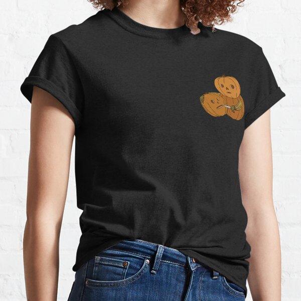 Pumpkin Heads  Classic T-Shirt