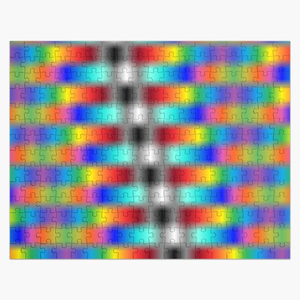 Colors, Art Jigsaw Puzzle