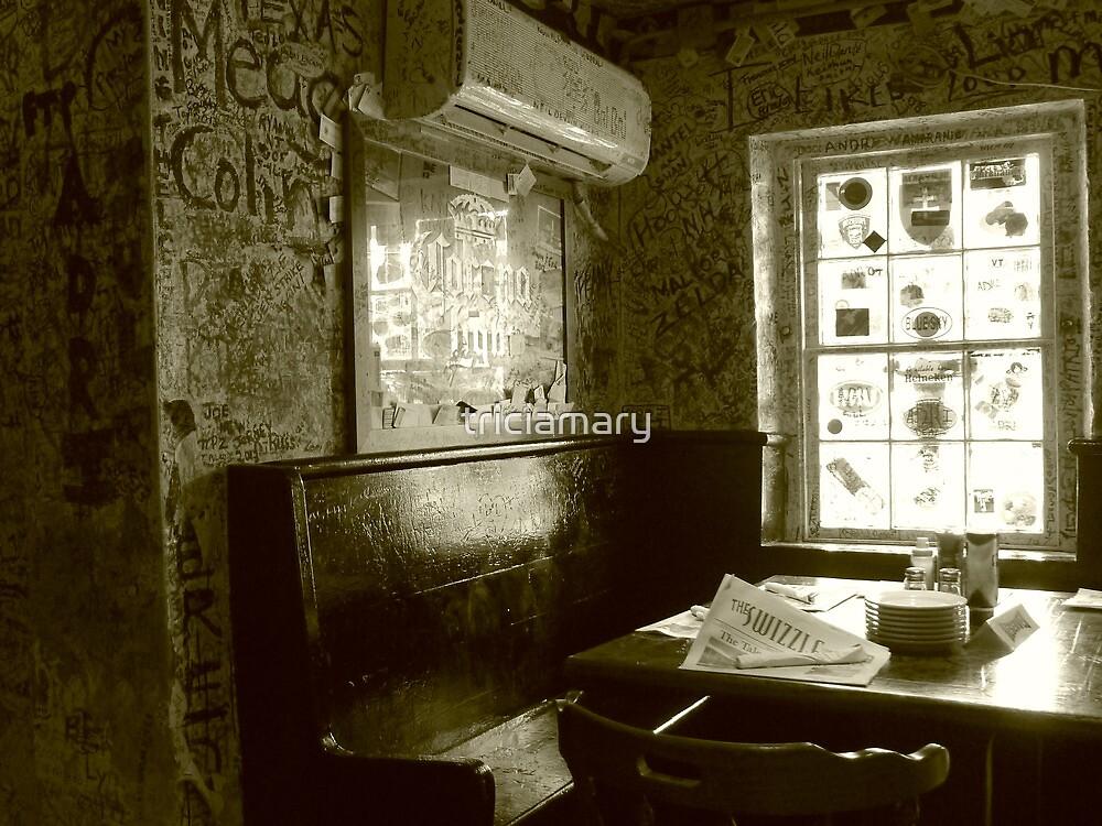 Swizzle Inn, Bermuda by triciamary