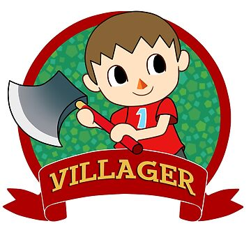Animal Crossing: Villager by Togekisser