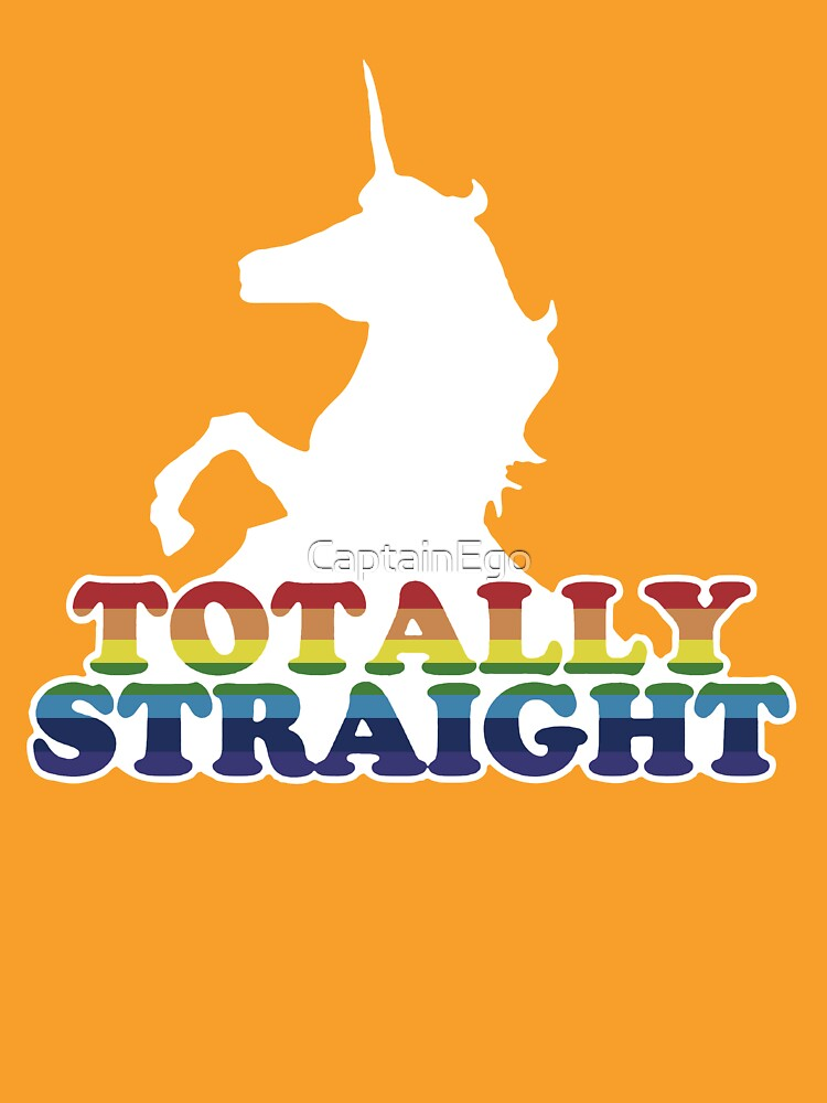 Totally Straight | Unisex T-Shirt