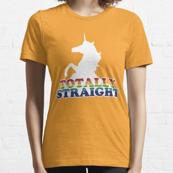 Totally Straight Essential T-Shirt