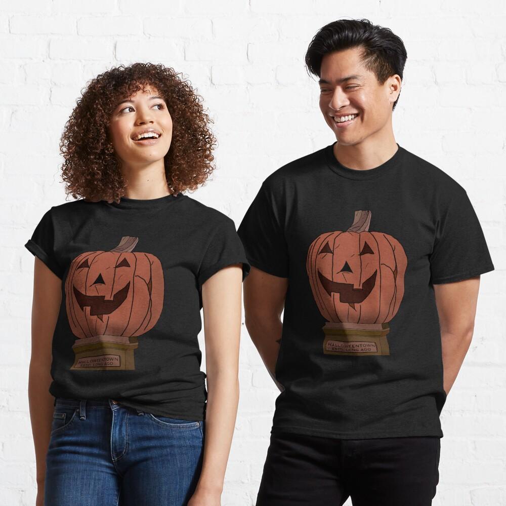 Halloweentown Pumpkin Classic T-Shirt