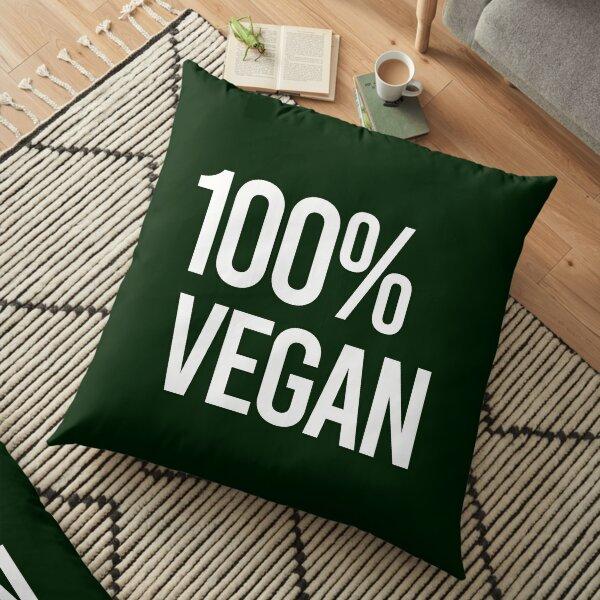 100% Vegan Floor Pillow
