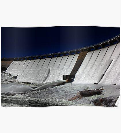 Wellington Dam - Collie Western Australia Poster