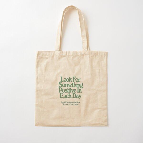 Aesthetic tote bag  Cotton Tote Bag