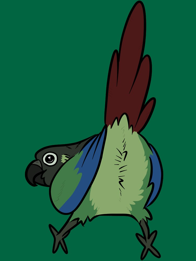 Bird Butt by weaponsgradetea