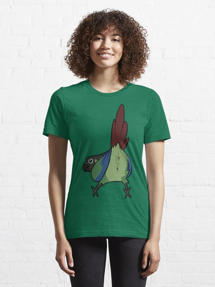 Alternate view of Bird Butt Essential T-Shirt
