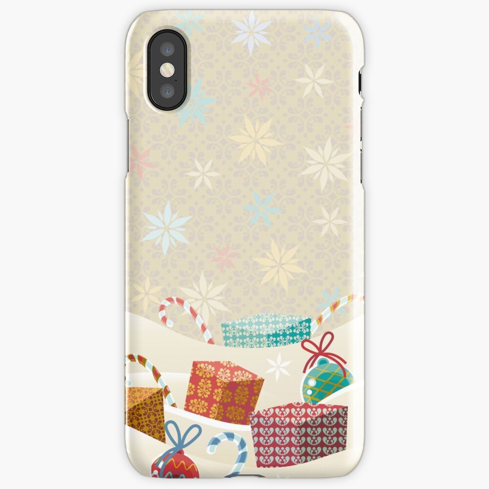Winter Gifts iPhone Case & Cover