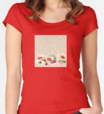 Winter Gifts Fitted Scoop T-Shirt