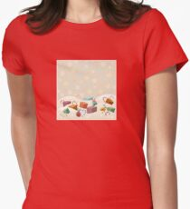 Winter Gifts Fitted T-Shirt