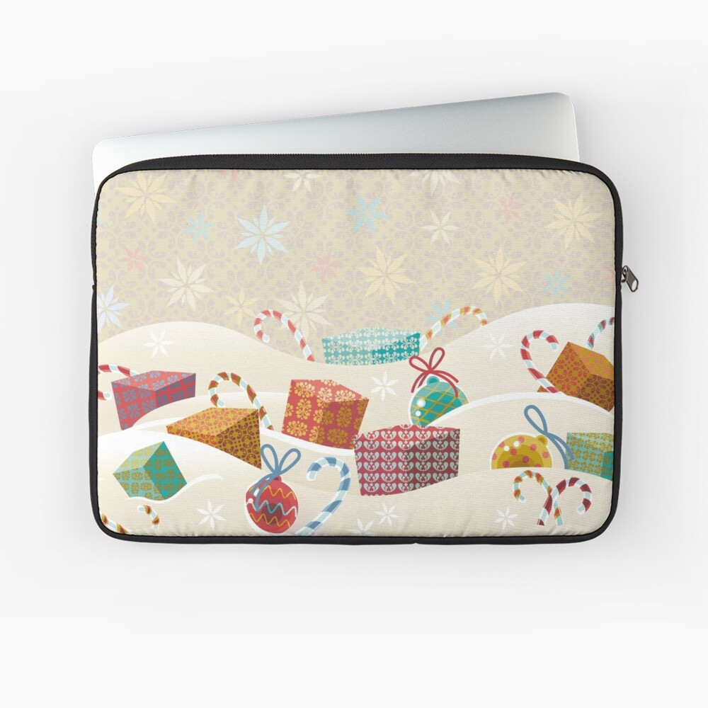Winter Gifts Laptop Sleeve