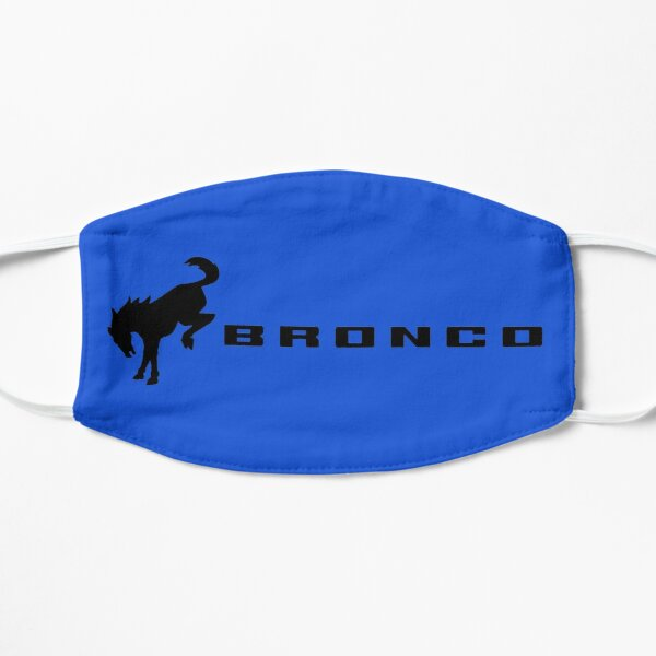 Ford Bronco Flat Mask