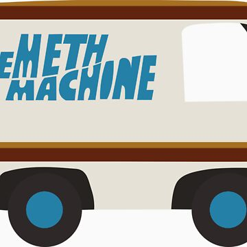 Meth Machine by Mattyboosh