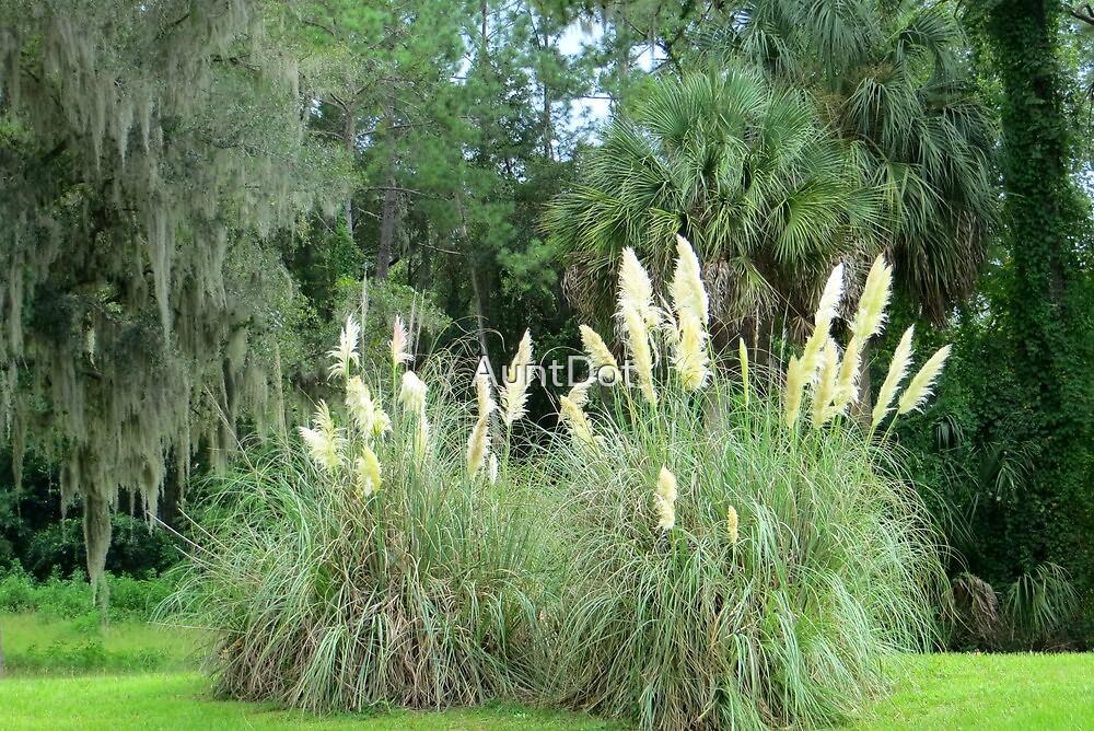 Florida Greenery by AuntDot