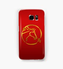 Year of The Horse Samsung Galaxy Case/Skin