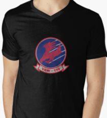 VAW-110 Mens V-Neck T-Shirt