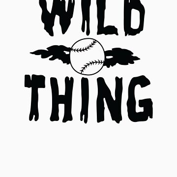 Wild Thing by ironsightdesign