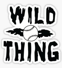 Wild Thing Sticker