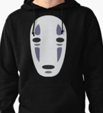 No Face - Spirited Away Pullover Hoodie