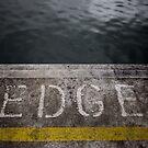 On the EDGE by Jon Bradbury