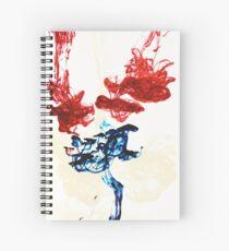 Ink in water Spiral Notebook