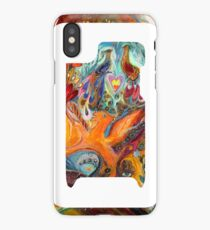 The Spirits of Garden iPhone Case/Skin