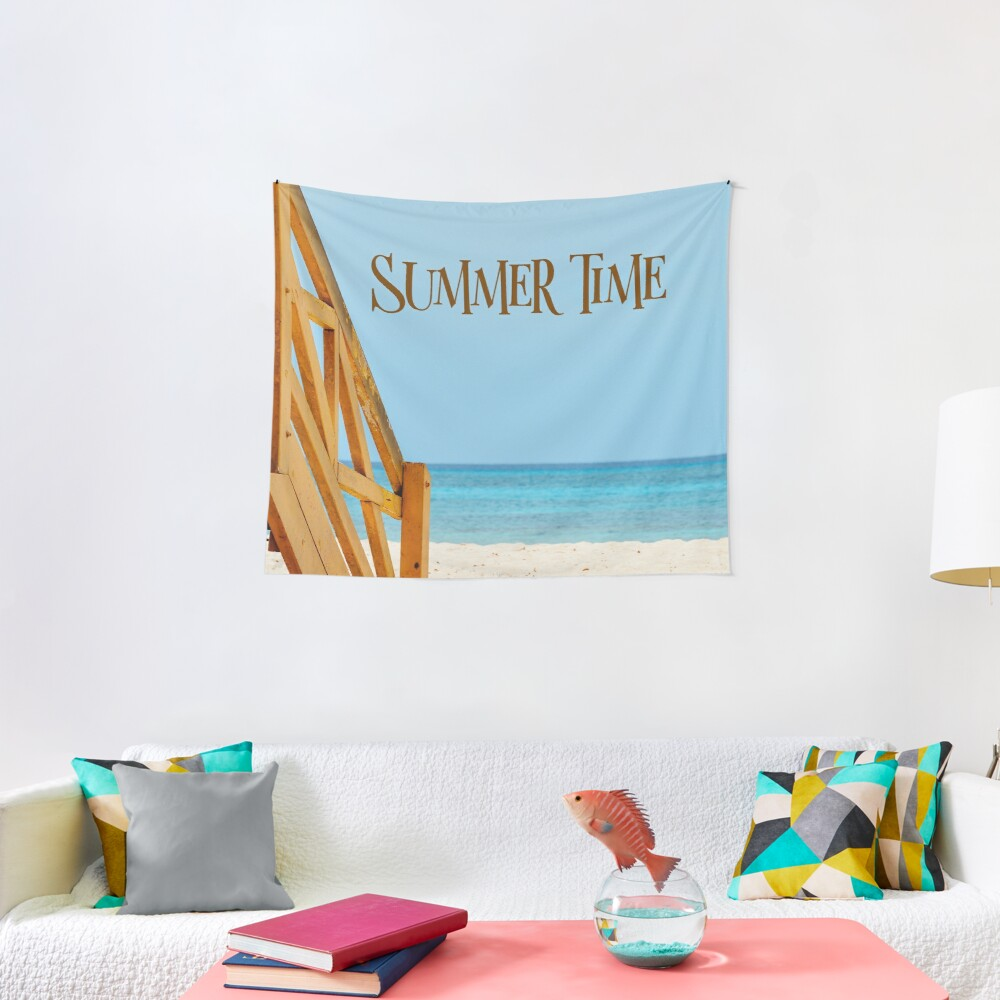 Summer Time Tapestry  Tapestry