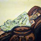 sleeping male #2 by bjorksboy
