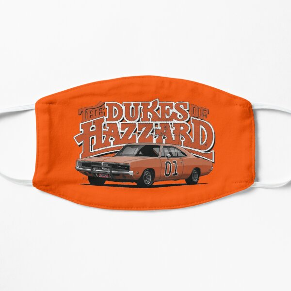 The Dukes of Hazzard / Dodge Charger / General Lee Mask