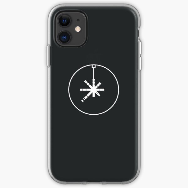 Thermal Exhaust Port iPhone Soft Case