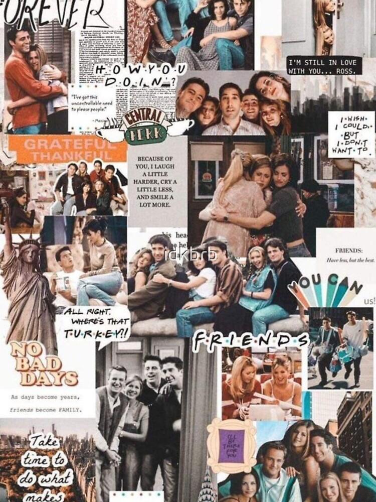 friends wallpaper by idkbrb